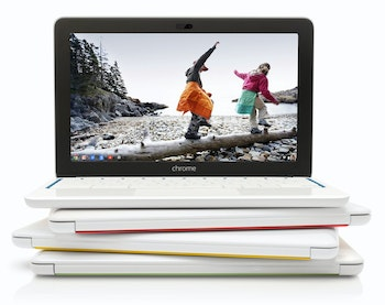 HP Chromebook 11 G1 Colors