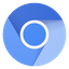 Chromium Browser Logo